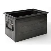 Caja Industrial Vintage de Metal