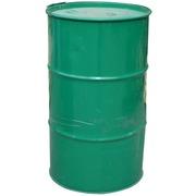 Bidón Usado Verde Metálico 57x96 cm
