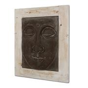 Cuadro Buda Gris 8 x 49 x 60 cm