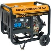 Generador Diesel 5,0KW Ref.GDE50003