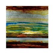 Cuadro Digital en Acrílico Abstracto 4,5 x 52 x 52 cm