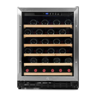 Vinoteca encastrable para 60 botellas Vinobox - CV 50 GC 1T