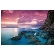 Cuadro Costa Rocosa en Fotoimpresión 120 x 80 cm
