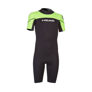 Traje de natacion Isotermico HEAD SEA RANGER Unisex Shorty Junior