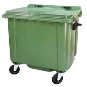 Contenedor Residuos 1100 Litros de Carga Trasera