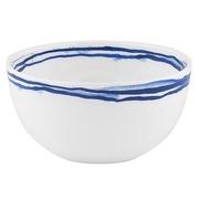 Bowl Indi Aro Azul en Porcelana 11 x 11 x 6 cm