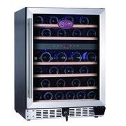 Vinoteca Integrable 2 Temperaturas Ref. CV-46-2T