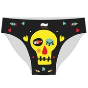 Bañador de Entrenamiento SwimGo Boys Training Swimsuits Skull Design