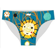 Bañador de Entrenamiento SwimGo Boys Training Swimsuits Sun Design