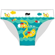 Bañador de Entrenamiento SwimGo Boys Training Swimsuits Swimmers Design