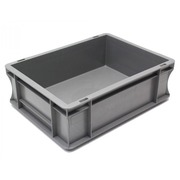 Caja Eurobox Plástica 30 x 40 x 12 cm Ref. SPK 4311