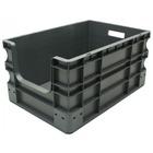 Caja Sólida Eurobox Frente Abierto 40 x 60 x 29 Ref.SPK 4628OF