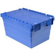 Caja Plástica Azul Integra 40 x 60 x 32 cm Ref.SPKM 320