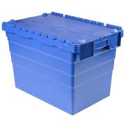 Caja de Plástica Industrial Integra Azul 40 x 60 cm Ref.SPKM 416