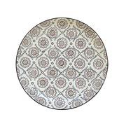 Plato Art & Craft en Porcelana 26 x 26 x 3 cm