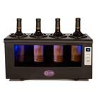 Vinoteca MODELO CV-4 - Capacidad 4 botellas de vino