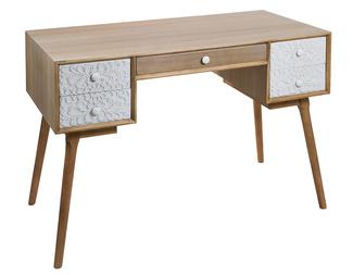 Muebles vintage con ofertas hasta 39 - Escritorio de pino ...