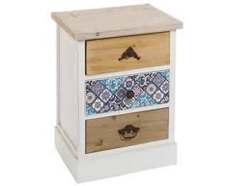 Mesas de noche en mueblesvintage for Mesas de noche de madera