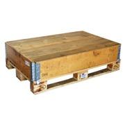Mesa con Cerco 80 x 120 x 38 cm Ref.80120PBMLM