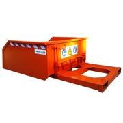 Pala Recogedora 750 litros para Carretilla Elevadora