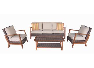 Muebles de exterior vintage con ofertas hasta 55 - Muebles resina exterior ...