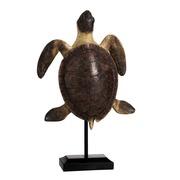 Figura de Tortuga Marina 16 x 35 x 58 cm