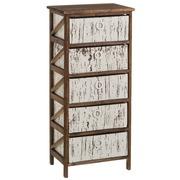Mueble Auxiliar Tree Trend 5 Cajones 29 x 40 x 90 cm