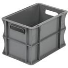 Caja Sólida Plástica Eurobox 20 x 30 x 20 cm SPK 3220
