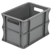 Caja Eurobox Sólida 20 x 30 x 20 cm SPK 3220