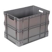 Caja Gris Eurobox 40 x 60 x 43 cm SPK 4642