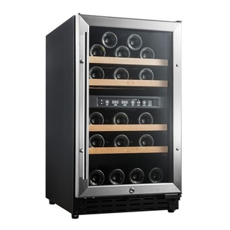 Vinoteca encastrable para 33 botellas Vinobox - CV 40 GC 2T