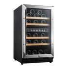 Vinoteca encastrable para 37 botellas Vinobox - CV 40 GCE 2T