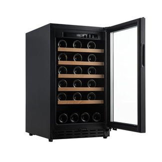 Vinoteca encastrable Negra 37 botellas Vinobox 40 GC 1T