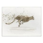 Cuadro Impreso de Puma en Lienzo 4,5 x 100 x 80 cm