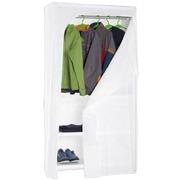 Estantería Ligera 4 Estantes en Kit Click & Keep Blanca