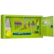 Armario en Kit Cabinet Tools Pannel Verde