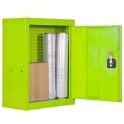 Armario Metálica Verde en Kit Cabinet Tools Pannel 50 cm