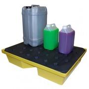 Cubeta de Retención 43 litros Polietileno Ref.ST40