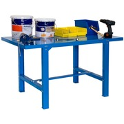 Mesa de Trabajo Kit SimonWork BT6 Metalic 1 Estante