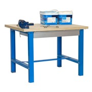 Mesa 1 Estante en Kit SimonWork BT6 Box PlyWood