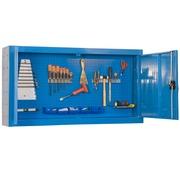 Armario Azul en Kit Cabinet Tools Pannel