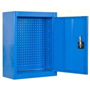 Armario de Metal en Kit Cabinet Tools Pannel 50 cm Azul