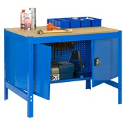 Mesa de Trabajo Kit SimonWork BT0 Locker 1 Estante