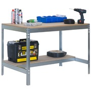 Mesa 2 Estantes Kit SimonWork BT0