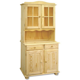 Alacenas y vitrinas vintage con ofertas hasta 70 - Alacena de madera ...