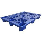 Palet Plastico Encajable Azul 800 x 1200 Usado Ref.23813UA/VC