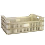 Caja Usada con Asas Abiertas 60x40 Mod.Trilla 70550