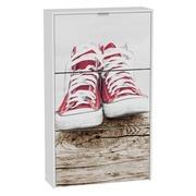 Zapatero Sneakers 3 Trampones Ref.H306-3WSN