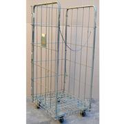 Jaula de Metal con Ruedas Usada 80 x 70 x 170 cm Ref.JR8070170U