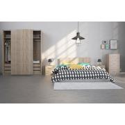 Ambiente Dormitorio Columbine Ref.RP HPACK66-ASR